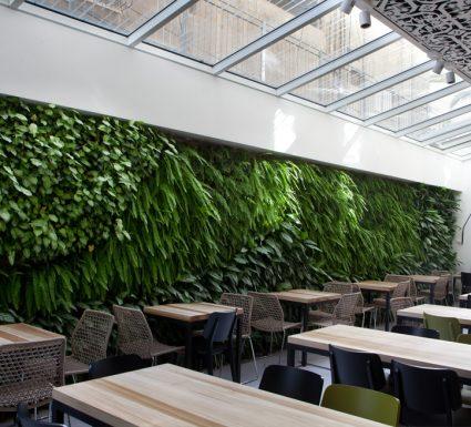 ריצ'ארד – קירות ירוקים